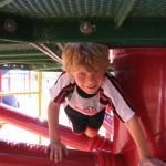 jaden in playground
